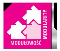 NEVO modułowość